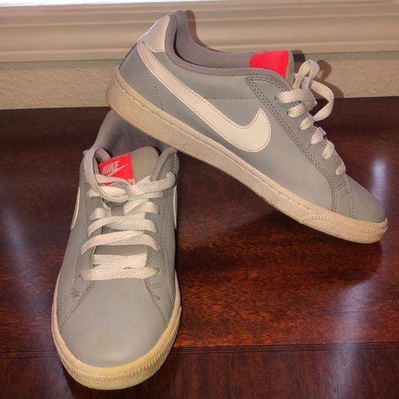 Nike Shoes | Womens Gray Hard Sole Shoe